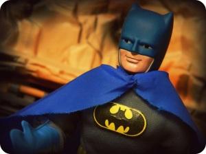 Mego Batman cu