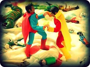 Mego clash