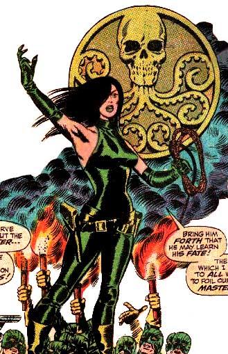 Steranko Madame Hydra 1