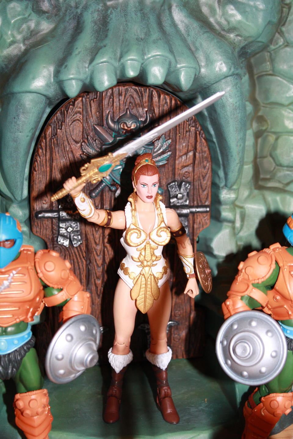 Teela on a budget. | Atomic Wanderers