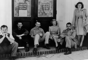 A few of the Wacky Boys and Girls ca. 1950