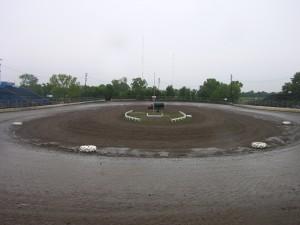 Crittenden County's NASCAR track