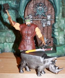 Weaponsmith hammer 01