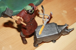 Weaponsmith hammer 03