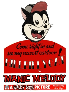 Manic Melody poster