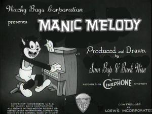 Manic Melody